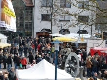 9. Internationaler Sauerländer Käsemarkt 2009 in Arnsberg Hüsten